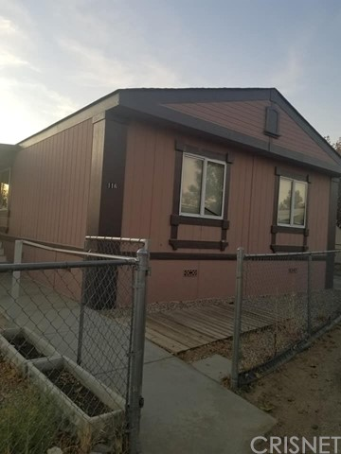 4209 W Rosamond Boulevard 116, Rosamond, CA 93560