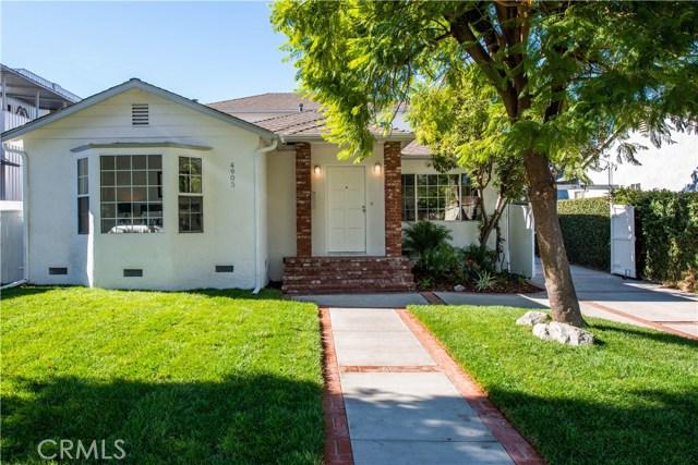 4903 Newcastle Avenue, Encino, CA 91316