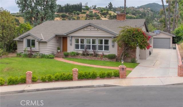 16962 Strawberry Drive, Encino, CA 91436