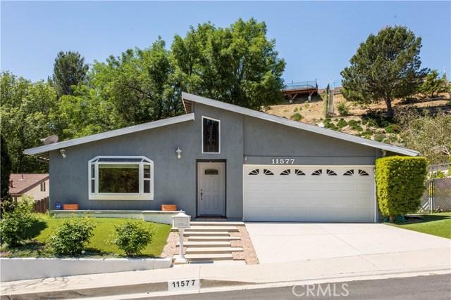 11577 Baird Avenue, Porter Ranch, CA 91326