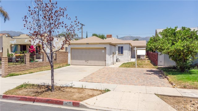 1211 Warren Street, San Fernando, CA 91340