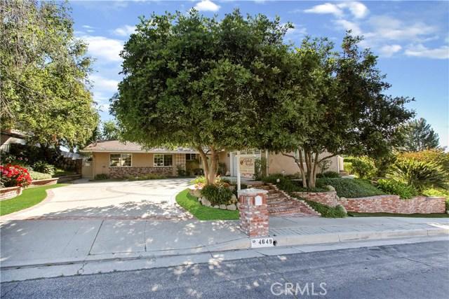 4649 Willens Avenue, Woodland Hills, CA 91364
