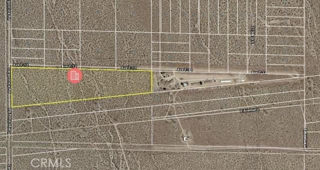 0 Vac/Largo Vista Drt /Vic Avenu, Llano, CA 93591