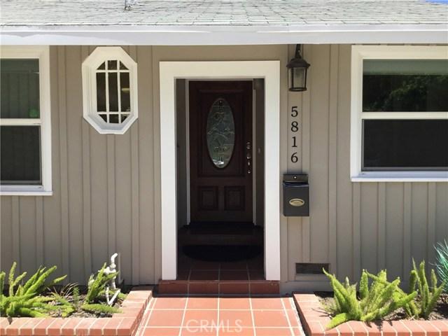 5816 Lemona Avenue, Sherman Oaks, CA 91411