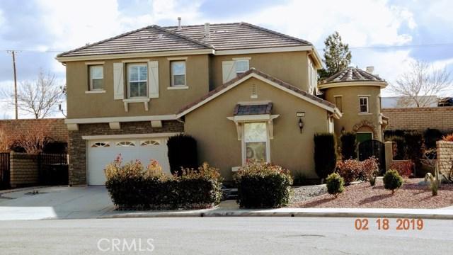 4708 Chalone Drive, Palmdale, CA 93552