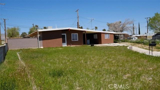 3471 Carla Avenue, Mojave, CA 93501