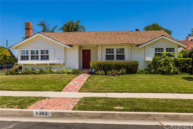 9362 Wystone Avenue, Northridge, CA 91324