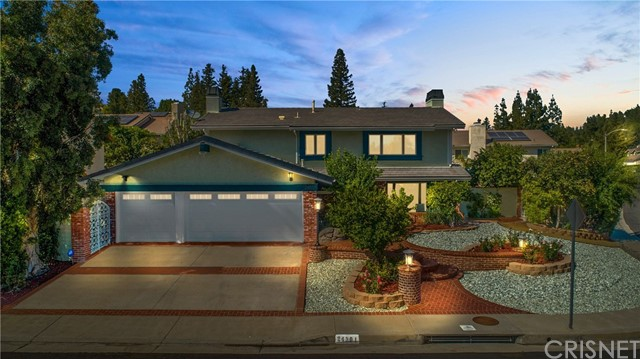 24501 Crabapple Court, West Hills, CA 91307