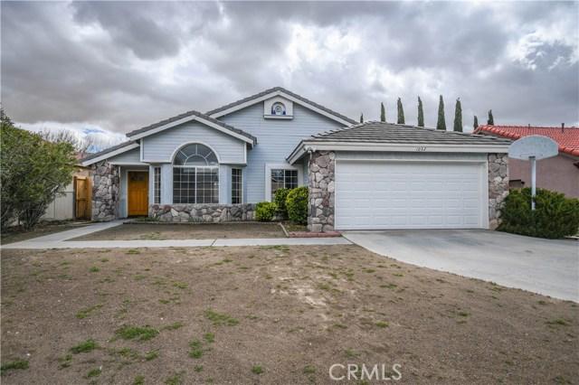 1032 Hook Avenue, Rosamond, CA 93560