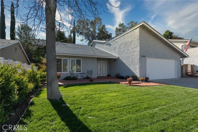 27067 Alabastro Drive, Valencia, CA 91354