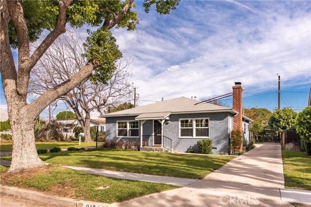 918 N Valley Street, Burbank, CA 91505