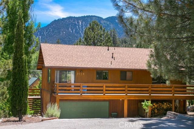 2416 Oakwood Court, Pine Mtn Club, CA 93222
