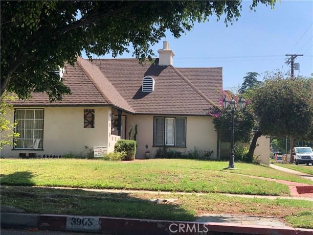 3903 Boyce Avenue, Los Angeles, CA 90039