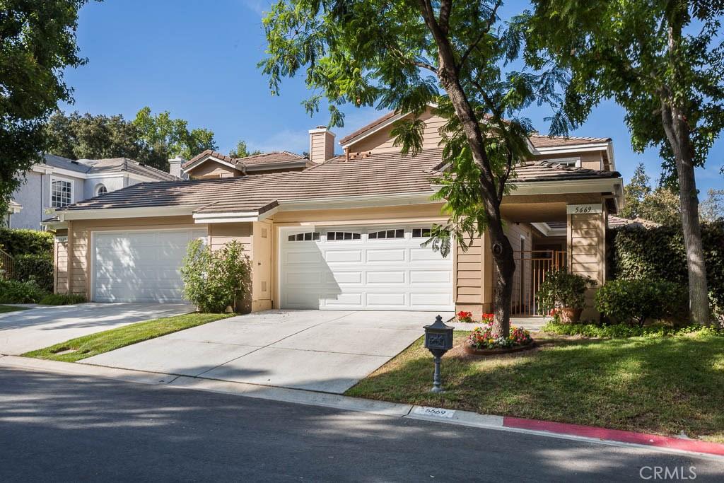 Photo of 5669 TANNER RIDGE AVENUE, Westlake Village, CA 91362