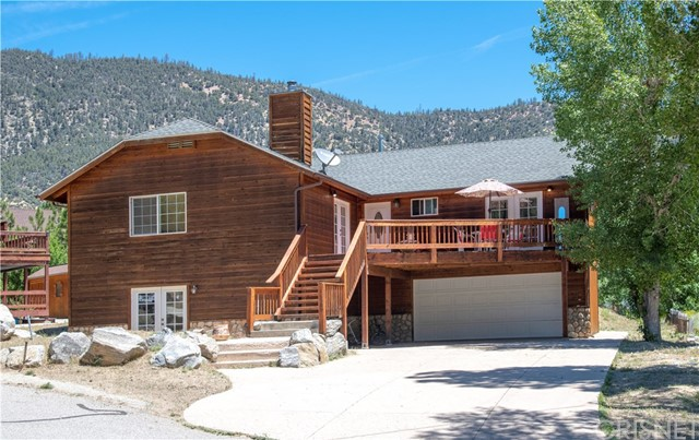 16509 Oakwood Way, Pine Mtn Club, CA 93304