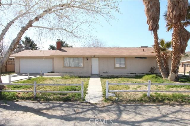 39313 168th Street E, Palmdale, CA 93591