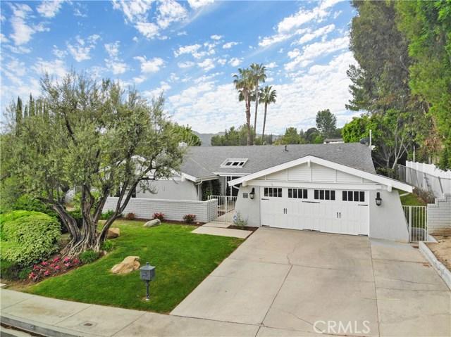 19480 Greenbriar Drive, Tarzana, CA 91356