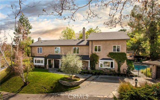 3725 Terrace View Drive, Encino, CA 91436