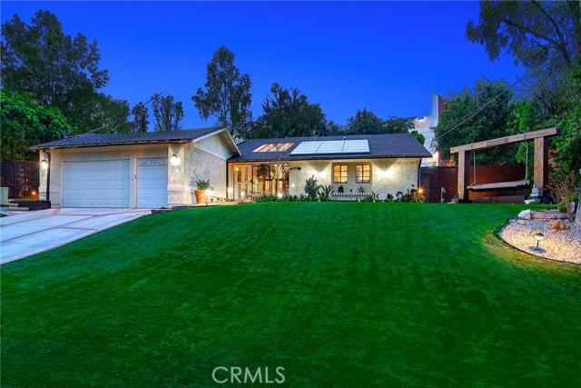 5353 Del Moreno Drive, Woodland Hills, CA 91364