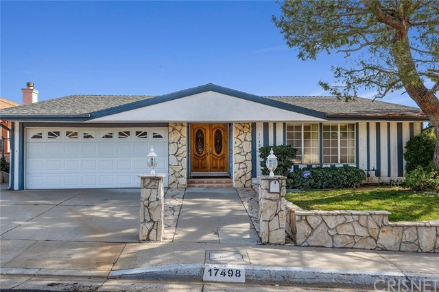 17498 Tuscan Drive, Granada Hills, CA 91344