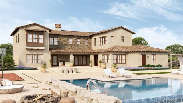 Brasada Estates Plan 6 Fortezza by Grandway Residential- rear view
