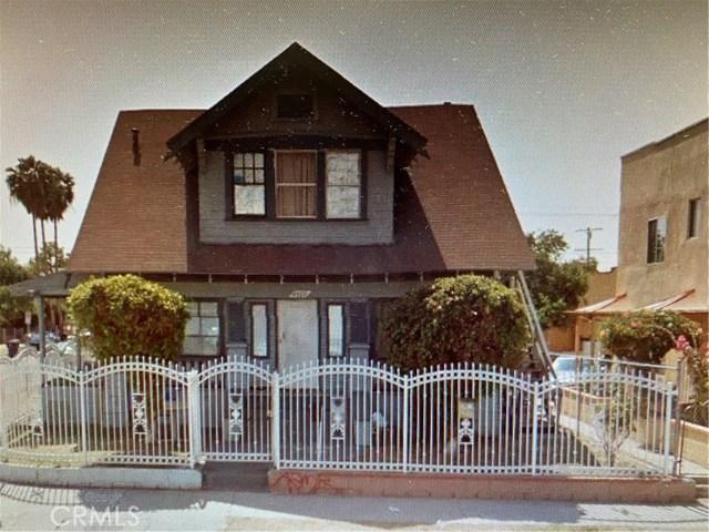 4527 S Normandie Avenue, Los Angeles, CA 90037