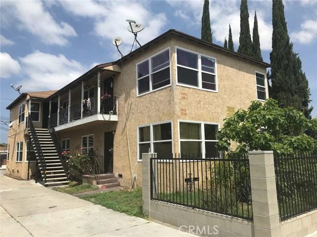 2743 S Redondo Boulevard, Los Angeles, CA 90016