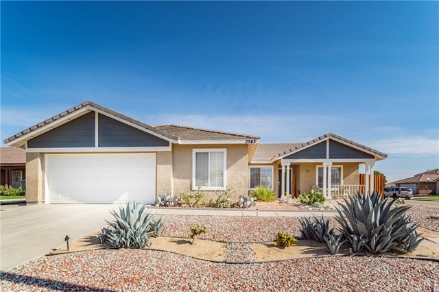 3543 Sunflower Court, Rosamond, CA 93560