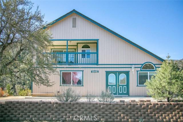 14808 Ward Drive, Pine Mtn Club, CA 93225
