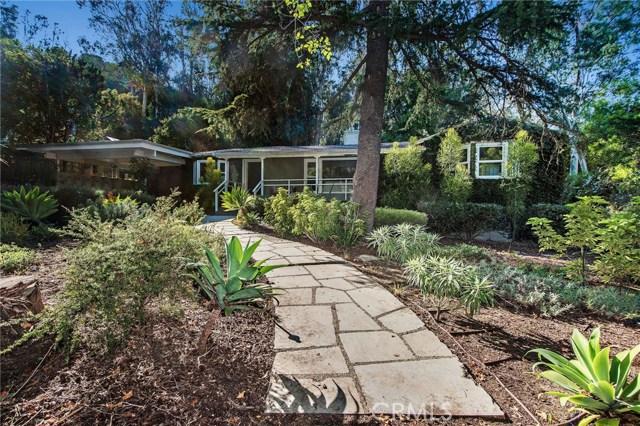 3651 Woodhill Canyon Road, Studio City, CA 91604