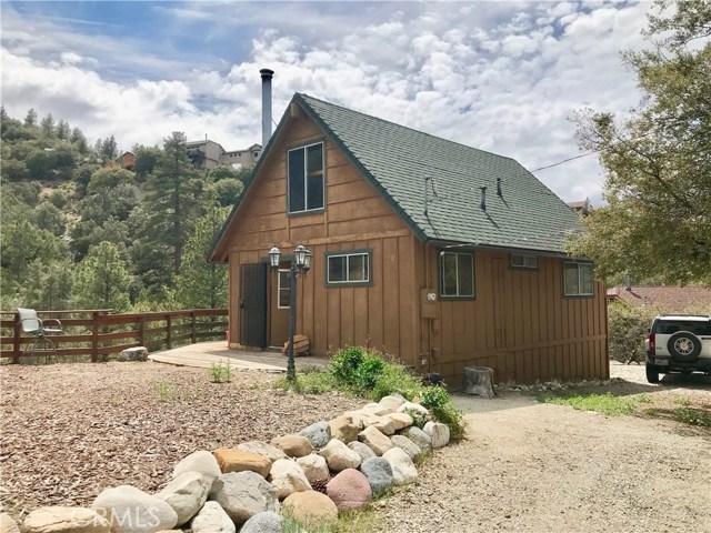 1809 Linden Drive, Pine Mtn Club, CA 93222