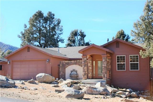 2209 Freeman Drive, Pine Mtn Club, CA 93222