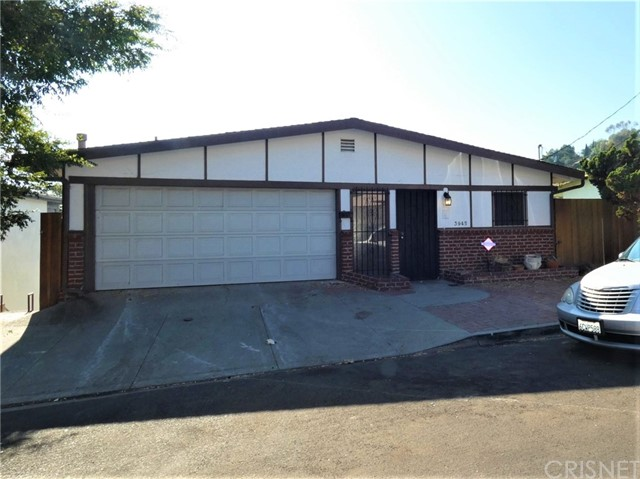 3945 W Point Drive, Mount Washington, CA 90065