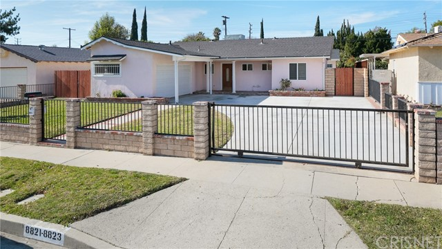 8823 Monogram Avenue, North Hills, CA 91343