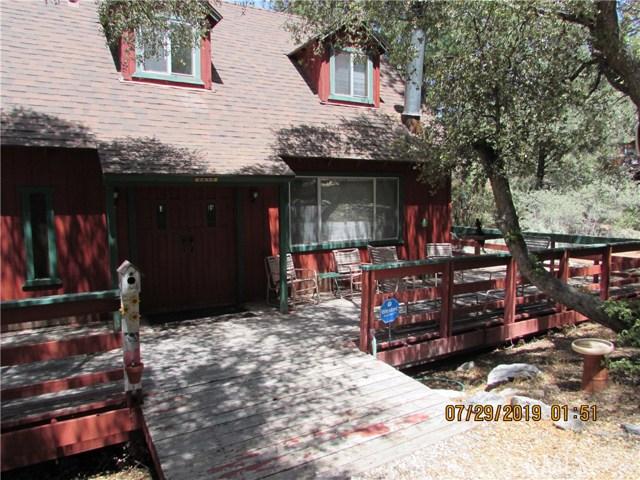 1748 Linden Drive, Pine Mtn Club, CA 93222
