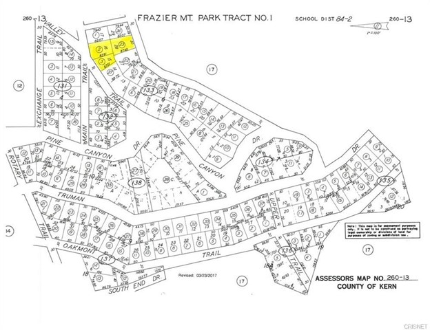 0 Valley Tr, Frazier Park, CA 93225 Photo 1