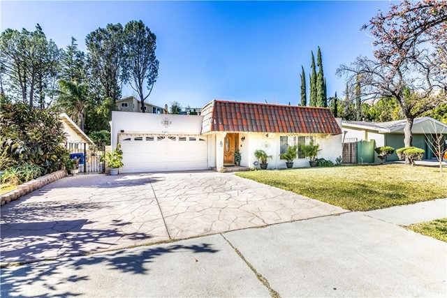 Photo of 12721 Daryl Avenue, Granada Hills, CA 91344