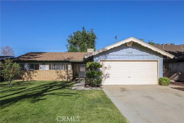 43848 Gadsden Avenue, Lancaster, CA 93534