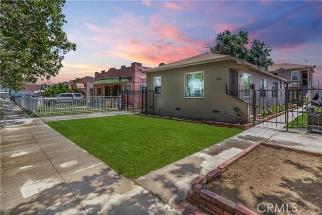 1036 W 60th Street, Los Angeles, CA 90044