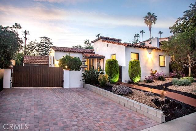 1417 El Miradero Avenue, Glendale, CA 91201