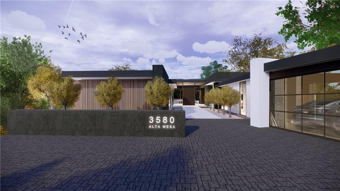3580 Alta Mesa Drive, Studio City, CA 91604