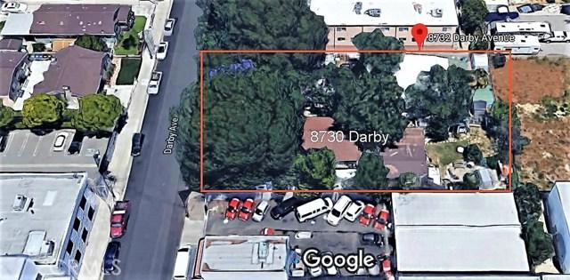 8732 Darby Avenue, Northridge, CA 91325