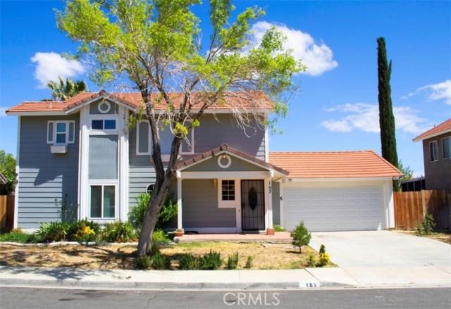153 E Avenue R4, Palmdale, CA 93550