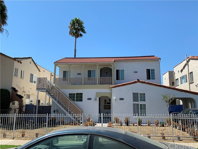 1529 S Orange Grove Avenue, Los Angeles, CA 90019