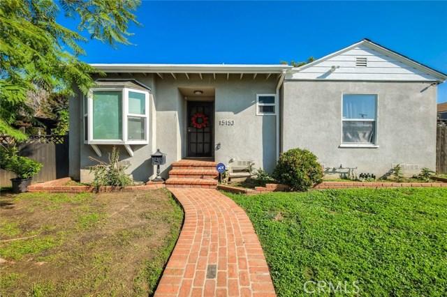 15153 Burton Street, Panorama City, CA 91402
