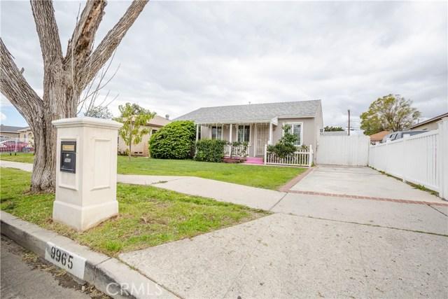 9965 El Dorado Avenue, Pacoima, CA 91331