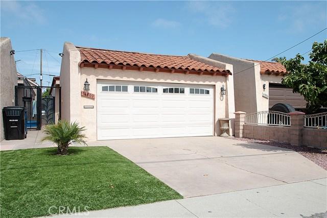 14800 Mansel Avenue, Lawndale, CA 90260