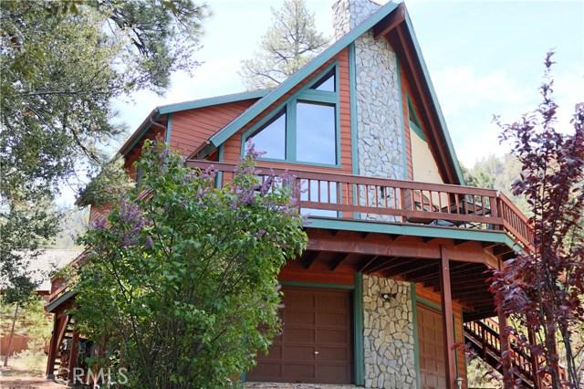 1612 Lassen Way, Pine Mtn Club, CA 93222