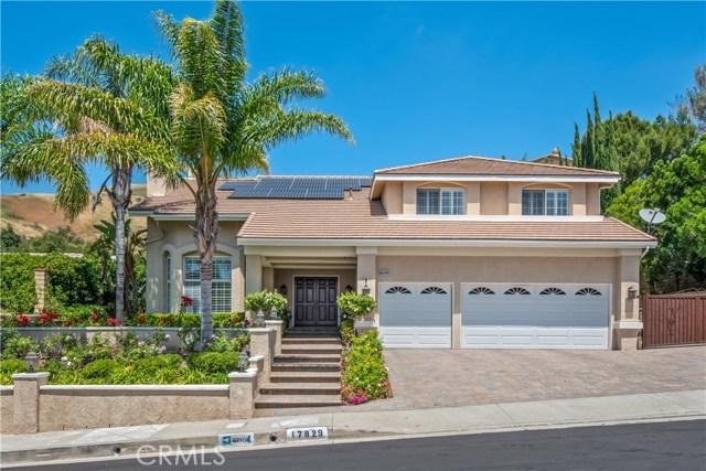 17829 Orna Drive, Granada Hills, CA 91344