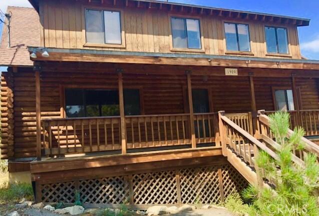 1909 Linden Drive, Pine Mtn Club, CA 93222